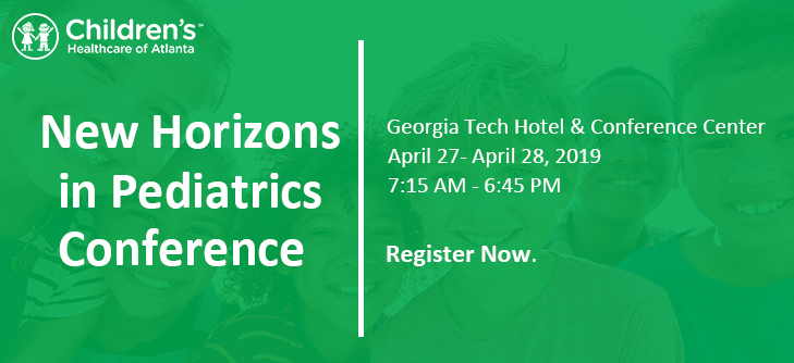 New Horizons in Pediatrics Conference